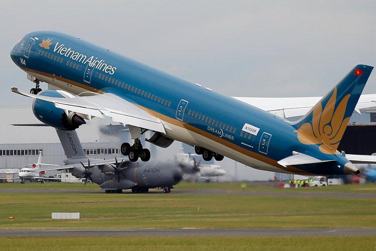 Hàng không Việt Nam đạt điều kiện bay thẳng tới Mỹ