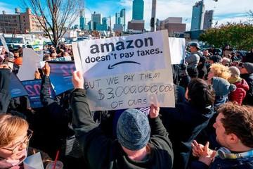 Bị phản đối, Amazon hủy kế hoạch mở trụ sở mới ở New York