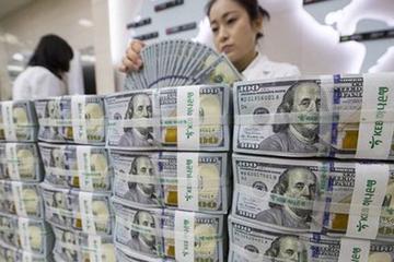 Trung Quốc vẫn là nước nắm giữ trái phiếu Chính phủ Mỹ nhiều nhất