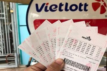Thêm một khách hàng trúng Vietlott gần 22 tỷ đồng