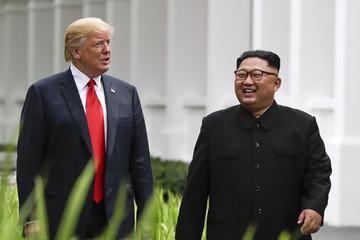 10 khoảnh khắc đáng nhớ trong hội nghị thượng đỉnh Trump - Kim lần 1