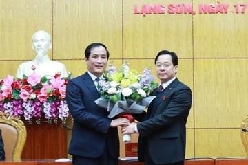 Phê chuẩn Phó Chủ tịch UBND tỉnh Lạng Sơn
