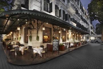 Khách sạn Tổng thống Trump từng ở khi đến Việt Nam