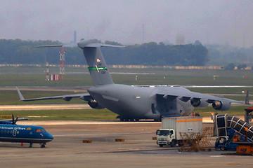 Ôtô, trực thăng của Tổng thống Mỹ đến Việt Nam cuối tuần này