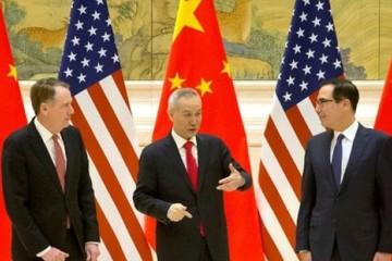 Mỹ - Trung đang đàm phán những gì?