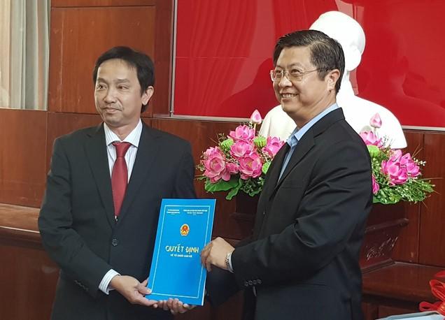 Thay đổi nhân sự tại Cần Thơ, Đắk Nông, Quảng Ninh