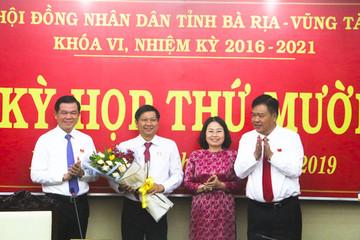 Bà Rịa - Vũng Tàu có Phó Chủ tịch tỉnh 7X