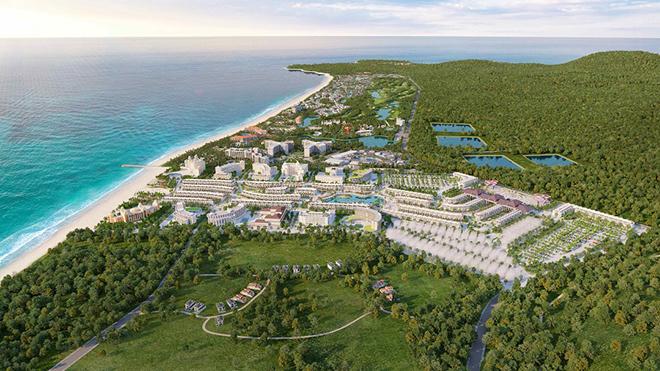 New Vision và cổ đông chiến lược Vinpearl ra mắt dự án Grand World Phú Quốc