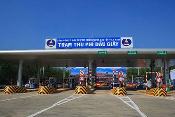 Ngày đầu kiểm tra, cao tốc Long Thành - Dầu Giây thu 3,3 tỷ đồng