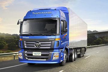 Thaco mục tiêu xuất khẩu hơn 15 triệu USD linh kiện
