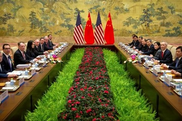 Reuters: Mỹ - Trung phác thảo các cam kết cho thỏa thuận thương mại
