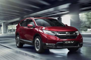 [Infographic] Top 10 ôtô bán chạy tháng 1: Honda CR-V chiếm ngôi đầu của Toyota Vios