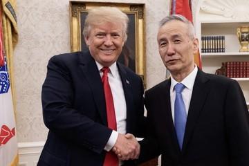 Nhà Trắng: Trump sẽ gặp phó thủ tướng Trung Quốc