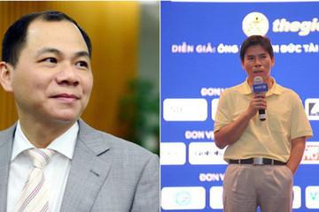 Phạt hay không phạt nhân viên: Hai trường phái quản trị đối nghịch giữa ông Phạm Nhật Vượng và ông Nguyễn Đức Tài