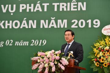 Lãnh đạo Vietjet 'hiến kế' phát triển thị trường chứng khoán