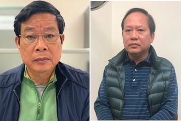 Bắt tạm giam ông Nguyễn Bắc Son, Trương Minh Tuấn
