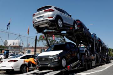 Các hãng xe Đức có thể mất 7 tỷ USD vì ông Trump