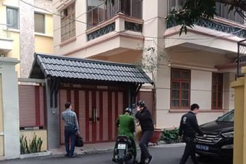 Khám xét nhà được cho là của ông Nguyễn Bắc Son và Trương Minh Tuấn