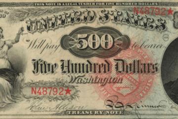 Tờ tiền mệnh giá 1.000 USD có thể được bán giá triệu đô