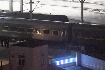 Đoàn tàu chở Kim Jong-un tới Việt Nam có thể không đi qua Bắc Kinh