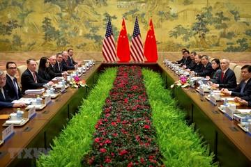 Đàm phán thương mại Mỹ-Trung Quốc: 'Khoảng nghỉ' cần thiết