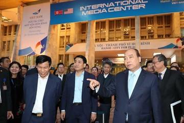 Thủ tướng yêu cầu 'không để xảy ra sơ suất nhỏ' tại hội nghị Mỹ - Triều