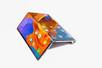 Huawei Mate X màn hình gập: Đối thủ của Samsung Galaxy Fold