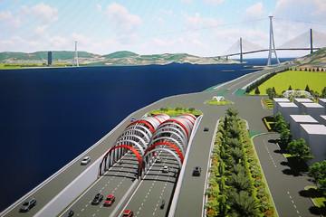 Quảng Ninh chuẩn bị đủ 9.700 tỷ để xây hầm qua vịnh Cửa Lục, Hạ Long