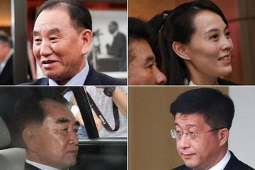 'Bộ tứ quyền lực' thân cận của chủ tịch Kim Jong-un gồm những ai?