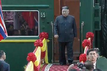 Lý do Chủ tịch Kim Jong-un chọn đi tàu 60 tiếng đến Việt Nam