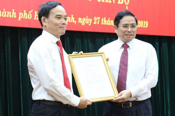 Bí thư Tỉnh ủy Tây Ninh thay ông Tất Thành Cang