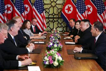 Đàm phán Mỹ - Triều tiếp tục bế tắc, chứng khoán châu Á giảm