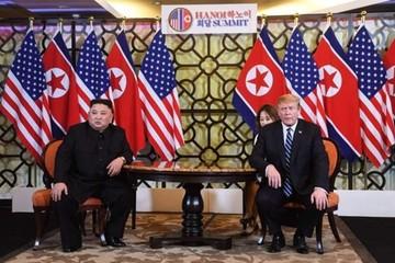 Tổng thống Mỹ, lãnh đạo Triều Tiên tới Metropole, bắt đầu ngày gặp thượng đỉnh thứ 2 tại Hà Nội