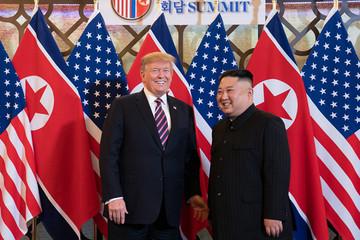 Trump - Kim có thể ký 'Tuyên bố Hà Nội' hôm nay