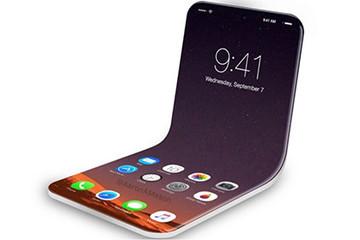 Apple nung nấu làm iPhone màn hình gập