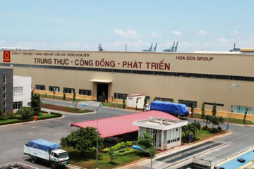 HSG nhận 60 chi nhánh của Đầu tư Hoa Sen về hệ thống phân phối, tăng vốn thêm 500-1.000 tỷ