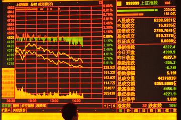 Trung Quốc mất 161 tỷ phú vì thị trường chứng khoán lao dốc năm ngoái