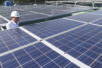 EVN chỉ tiếp nhận được 50% công suất điện mặt trời