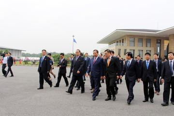 An Phát Holdings đón phái đoàn ngoại giao của lãnh đạo Kim Jong-un