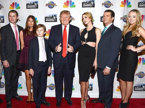 Lý do các con của Donald Trump thành tài dù 'ngậm thìa vàng mà lớn'