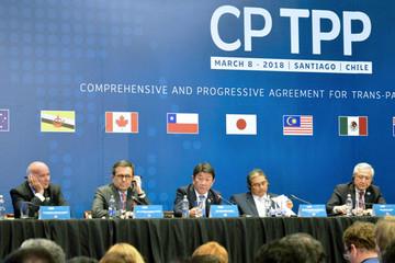 Thái Lan chính thức xin tham gia TPP-11 trong tháng này
