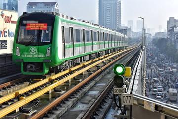 Tàu điện Cát Linh - Hà Đông dự kiến vé 15.000 đồng một lượt