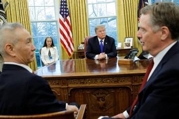 WSJ: Mỹ - Trung có thể đạt thỏa thuận thương mại quanh ngày 27/3