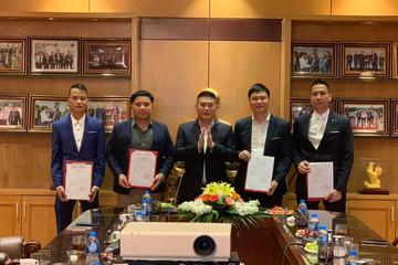 Thaigroup của 'bầu' Thụy thay đổi hàng loạt lãnh đạo