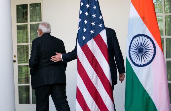 Trump muốn chấm dứt ưu đãi thương mại cho Thổ Nhĩ Kỳ, Ấn Độ