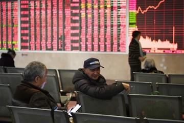 Chứng khoán Trung Quốc 'đang trên đà tăng không thể kiểm soát'