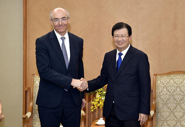 Air Liquide sẽ tăng gấp đôi tổng mức đầu tư tại Việt Nam