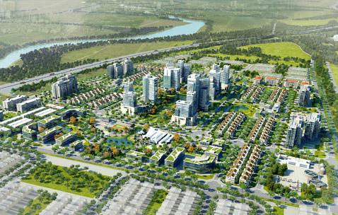 Bắc Ninh phê duyệt đồ án quy hoạch chung Khu công nghiệp Yên Phong II