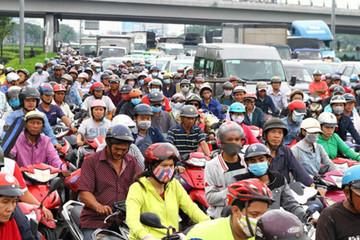 TP HCM sẽ không cấm xe gắn máy