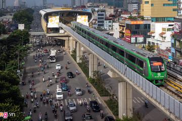 Hà Nội chốt khung giá vé đường sắt Cát Linh - Hà Đông